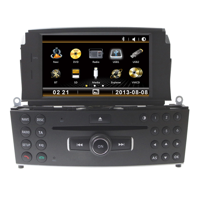 Mercedes benz dvd gps bonson electrical engineering for Mercedes benz comand system upgrade